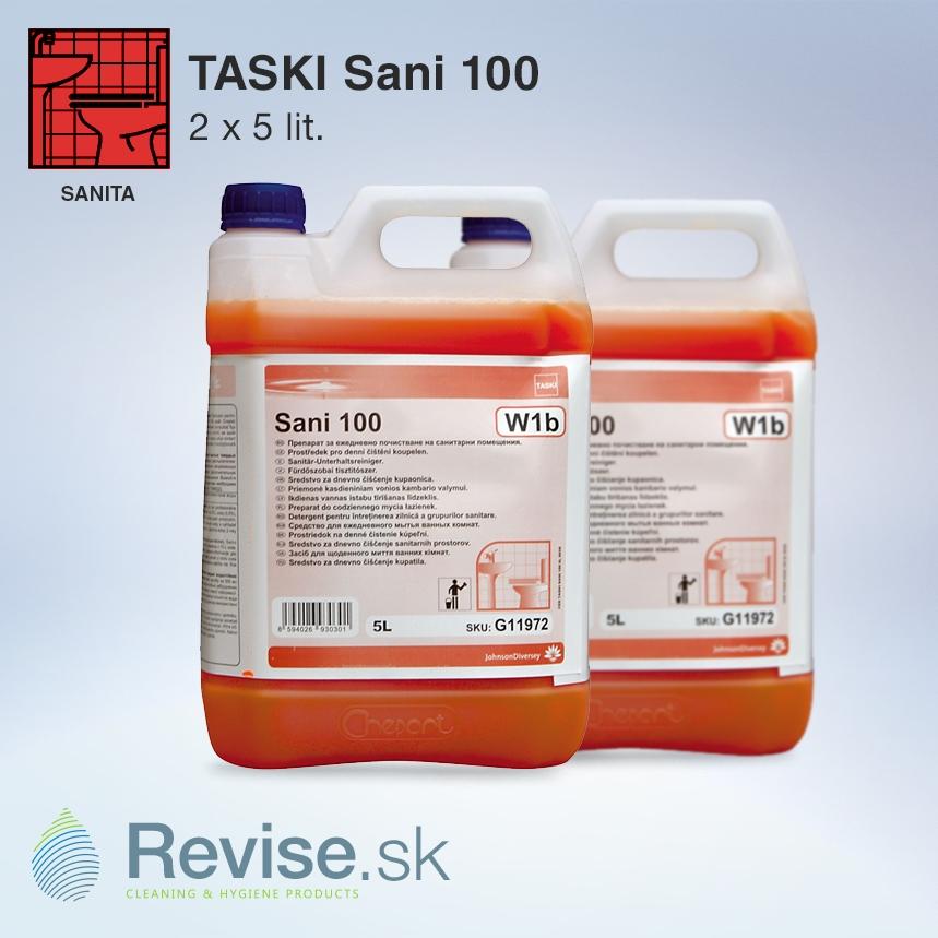 TASKI Sani 100 2x5L