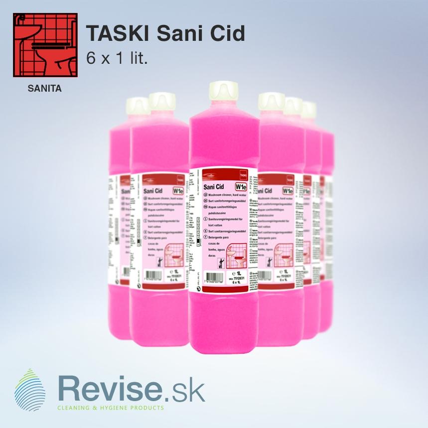 TASKI Sani Cid 6x1l