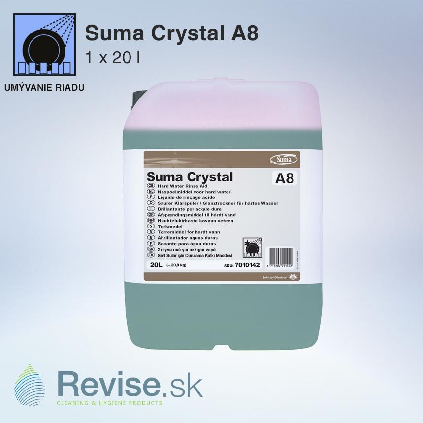 Suma Crystal A8 1 x 20 l